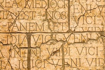 Древнеримские (латинские) имена