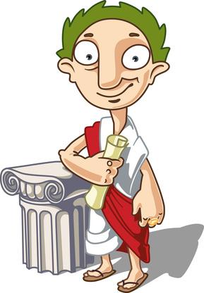 У древних римлян не было личных женских имен. Как, в таком случае, называли своих дочерей римляне? И латинские имена заимствованы славянами?