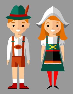 У немецких фамилий длинная и интересная история. Их становление продолжалось восемь веков. Почему некоторые фамилии в Германии имеют сходство с русскими?
