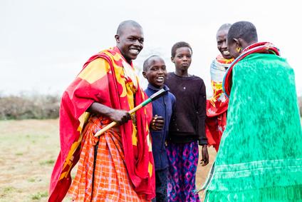 Африканцы не имели единой системы образования фамилий. У многих представителей Африки в качестве фамилий выступают отчества и клановые имена.